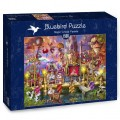 Bluebird Puzzle 1500, Ciro Marchetti, Magic Circus Parade (2).png