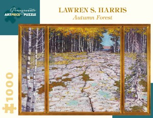 Pomegranate 1000 - Lawren S. Harris - Autumn Forest