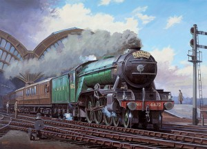 Otter House 1000 - Flying Scotsman