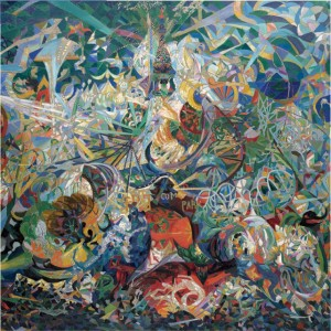 Pomegranate 1000 - Joseph Stella: Battle of Enlightenment, Coney Island