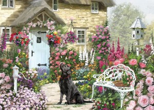 Otter House 1000 - Cottage Garden