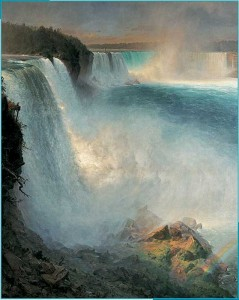 Pomegranate 1000 - Frederic Edwin Church : Niagara
