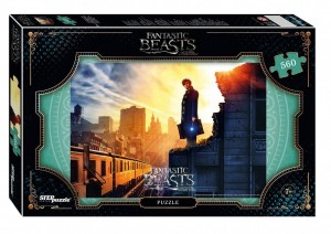 Step Puzzle 560 - Fantastic Beasts