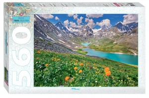 Step Puzzle 560 - Altai Mountains