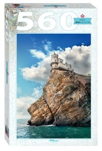 Step Puzzle 560 - Swallow's Nest