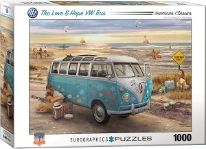 Eurographics 1000 - The Love & Hope VW Bus