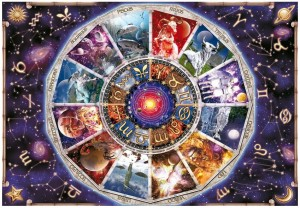 Ravensburger 9000 - Zodiac Signs (Astrologia)