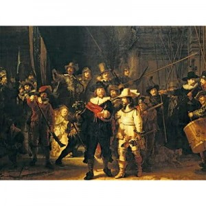 Ravensburger 1500 - Rembrandt : The Night Watch
