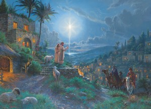 Cobble Hill 1000 - Mark Keathley: Arrival of the Magi