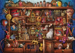KS Games 3000 - Ciro Marchetti,  The Toy Shelf