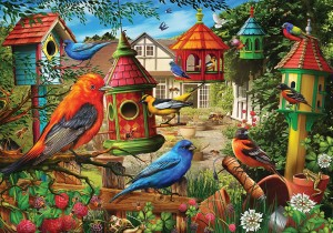 KS Games 3000 - Ciro Marchetti, Bird House Gardens