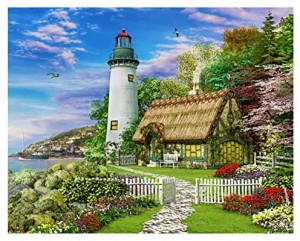 Pintoo 2000 - Plastic Puzzle - Dominic Davison - The Old Cottage