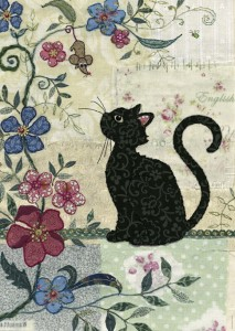 Heye 1000 - Jane Crowther, Cat & Mouse (Kotek i myszka)