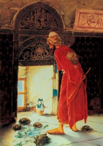 Art Puzzle 2000 - Osman Hamdi Bey: The Turtle Trainer