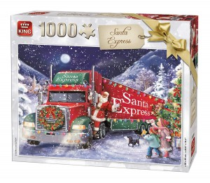 King 1000 - Santa Express Christmas