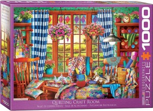 Eurographics 1000 – Patchwork Craft Room