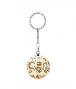 Pintoo 3D Puzzle 24 - Keychain - Tea Time