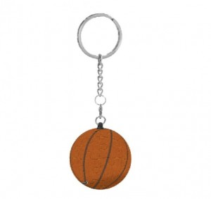 Pintoo 3D Puzzle 24 - Keychain - Basket