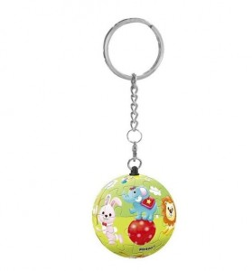 Pintoo 3D Puzzle 24 - Keychain - Circus
