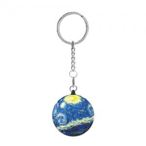 Pintoo 3D Puzzle 24 - Keychain - Van Gogh