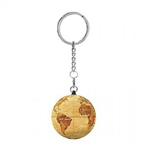 Pintoo 3D Puzzle 24 - Keychain - Globe  2