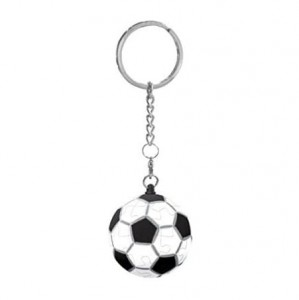 Pintoo 3D Puzzle 24 - Keychain - Soccer