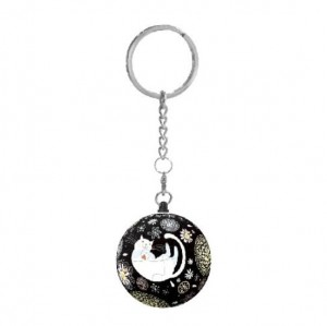 Pintoo 3D Puzzle 24 - Keychain - Dream Cat