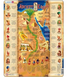 Larsen  95 - Frame Jigsaw Puzzle - Ancient Egypt