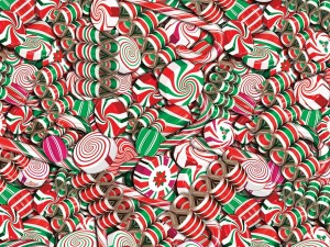 Cobble Hill / Outset Media  500 XXL Pieces - Holiday Candy
