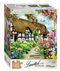 Step Puzzle 1000 - English Cottage