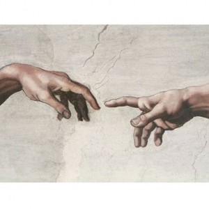 Impronte Edizioni 1000 - Michelangelo - The Creation of Adam