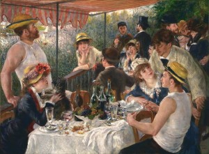 Impronte Edizioni 1500 - Auguste Renoir - Luncheon of the Boating Party