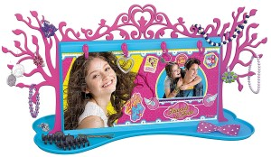 Ravensburger 108 - 3D Puzzle - Girly Girls Edition - Jewellery Tree: Soy Luna