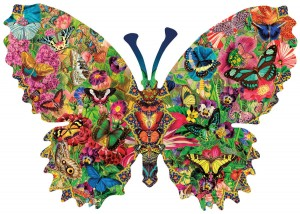 SunsOut 1000 - Aimee Stewart - Butterfly Menagerie