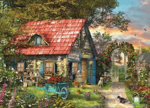 Eurographics 500 XXL - Family Puzzle: Dominic Davison - The Country Shed