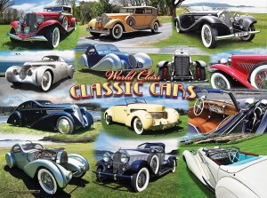 SunsOut 1000 - Larry Grossman - World Class Classic Cars