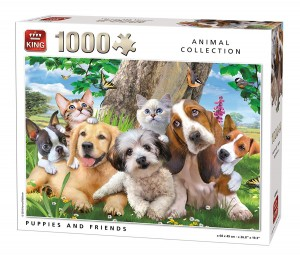 King International 1000 - Puppies and Friends