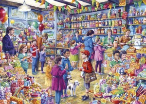 Gibsons 1000 - Tony Ryan, The Old Sweet Shop