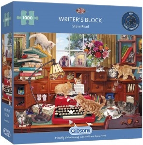 Gibsons 1000 - Steve Read, Writer's Block