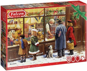 Falcon 500 - The Christmas Window