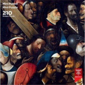 PuzzelMan 210 - Bosch, Carrying the Cross