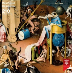PuzzelMan 210 - Bosch, Man on Chair