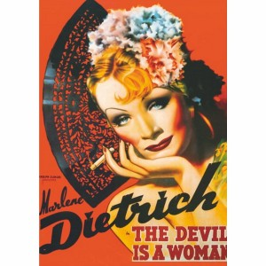 D-Toys 1000 - Marlene Dietrich : The Devil is a Woman