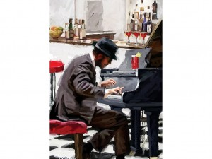 Art Puzzle 1500 - The Pianist