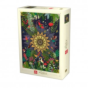 D-Toys 1000 - Nature Collection - Tropical