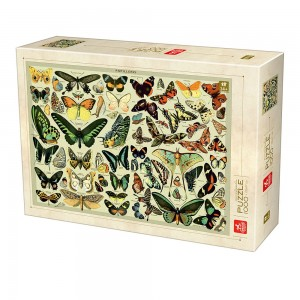 D-Toys 1000 - Encyclopedia Butterflies