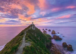 Schmidt 3000 - Mark Grey, Nugget Point / Nowa Zelandia