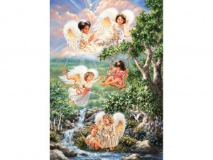 Art Puzzle 1000 - Angels of Hope