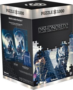 Good Loot Puzzle 1000 - Dishonored 2 Throne