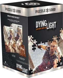 Good Loot Puzzle 1000 - Dying light 1: Crane's fight